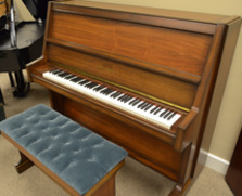 Astin-Weight Upright Piano