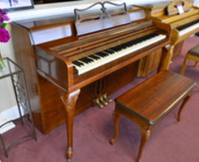 Wurlitzer Spinet Piano