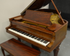 Steinway Model A with Tulip Legs