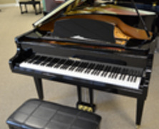 Wurlitzer C143 Baby Grand Piano