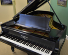 Steinway Model B with Tulip Legs