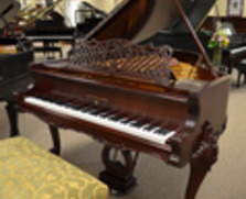 Steinway Model O Louis XV Grand