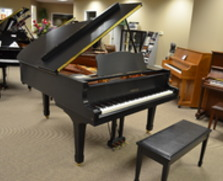Yamaha C3 (Conservatory) Grand Piano, satin ebony