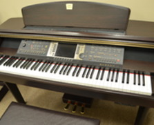Yamaha CVP-207 digital piano