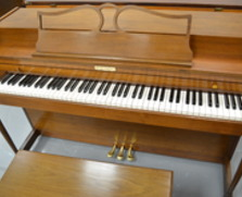 Walnut Baldwin Howard spinet piano