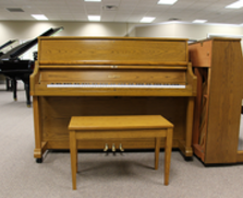 Like new Kawai UST-8 studio piano