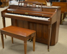 Wurlitzer piano ready for adoption