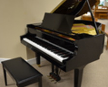 DH Baldwin baby grand (Built by Yamaha)