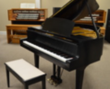 Yamaha GH1 baby grand, satin ebony
