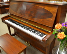 Baldwin 248A professional upright, walnut