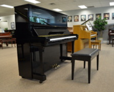 Yamaha U3 professional upright