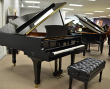 Boston Model GP193 grand piano with PianoDisc player system