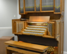Johannus Rembrandt four manual organ