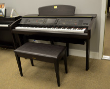 Yamaha CVP307 digital piano