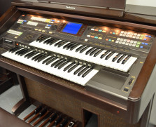 Technics SX GA3 organ
