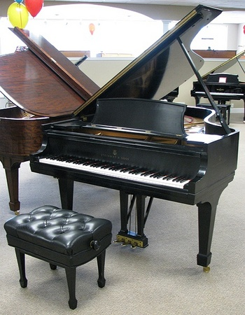 1984 Steinway Model B - Artist Series - Grand Pianos