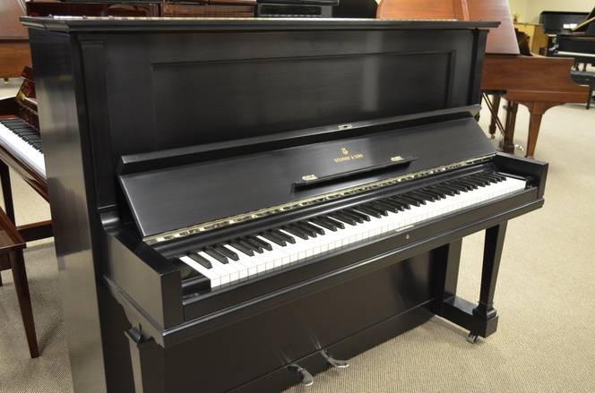 1916 Steinway Professional Upright Piano - Upright - Professional Pianos