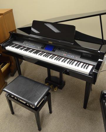 yamaha clavinova cvp 600 digital piano. Black Bedroom Furniture Sets. Home Design Ideas