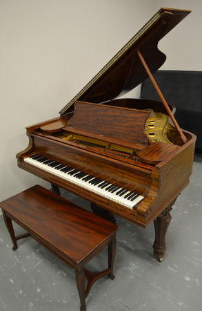 1907 Steinway Model A with Tulip Legs - Grand Pianos