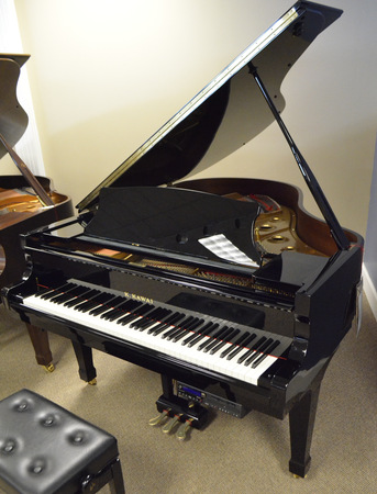 2007 Kawai RX-2 Grand with PianoDisc Player System - Grand Pianos