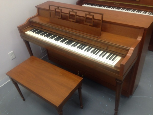 1959 Cable-Nelson Spinet Piano - Upright - Spinet Pianos