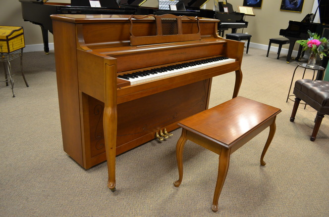 1972 Hobart M. Cable Console Piano - Upright - Console Pianos