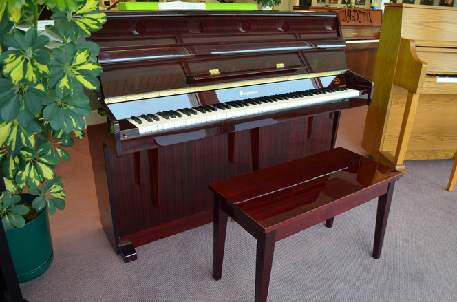 2003 Bergmann continental console - Upright - Console Pianos
